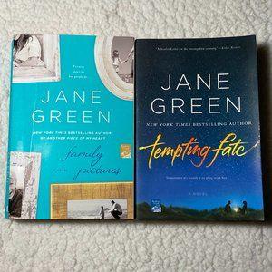 Jane Green 2 Book Paperback Set